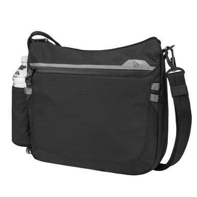 Travelon Anti-Theft Active Medium Crossbody - Black
