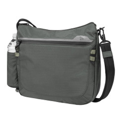 Travelon Anti-Theft Active Medium Crossbody - Charcoal
