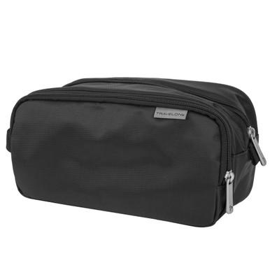 Travelon Essential Zip Top Toiletry Kit - Black