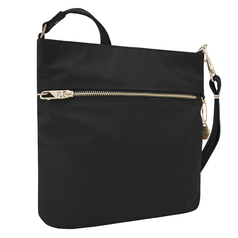 Travelon Anti-Theft Tailored N/S Slim Bag - Onyx