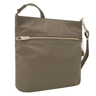 Travelon Anti-Theft Tailored N/S Slim Bag - Sable
