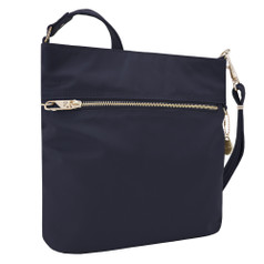Travelon Anti-Theft Tailored N/S Slim Bag - Sapphire