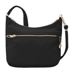 Travelon Anti-Theft Tailored Hobo - Onyx