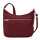 Travelon Anti-Theft Tailored Hobo - Garnet