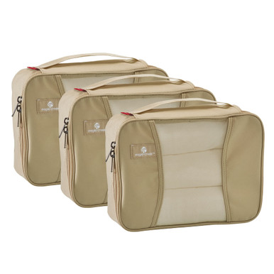 Eagle Creek Pack-It Original Cube Set - S/S/S - Tan