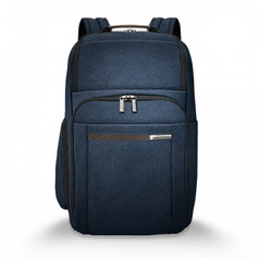 Briggs & Riley Kinzie Street Large Backpack - Navy