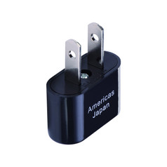 Non-Grounded Adapter for travelling to North America