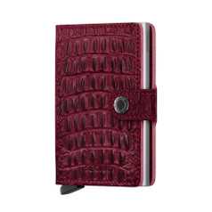 Secrid Miniwallet, Nile - Red