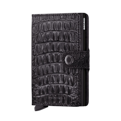 Secrid Miniwallet, Nile - Black