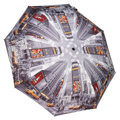 "Galleria Folding 48"" Umbrella - Times Square"