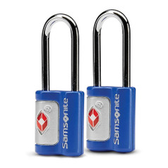 Samsonite 2 Pack TSA Key Locks - Blue Fantasy