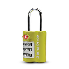 Samsonite 3-Dial TSA Combination Lock - Vivid Green