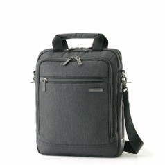 "Samsonite Modern Utility - Vertical Messenger Bag (13.3"") - Charcoal Heather"