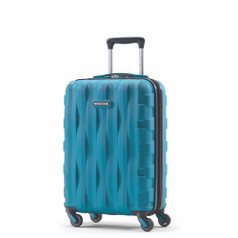 Samsonite Prestige 3D Spinner Carry-On - Turquoise