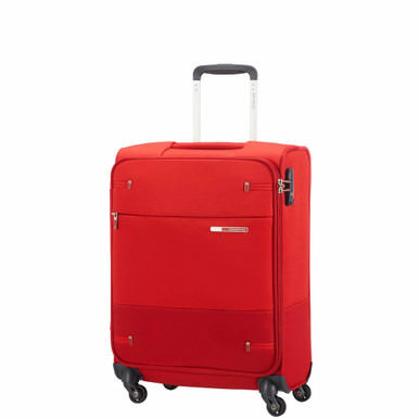 Samsonite Base Boost Spinner Carry-On - Red
