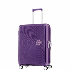 American Tourister Curio, Medium Spinner - Purple