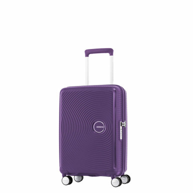 American Tourister Curio, Carry-On Spinner - Purple