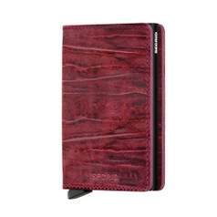Secrid Slimwallet, Dutch Martin - Bordeaux