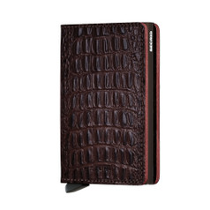 Secrid Slimwallet, Nile - Brown