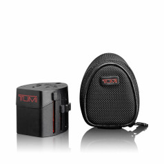 Tumi Electric Adaptor - Black