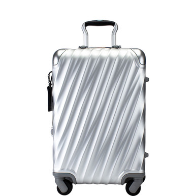 Tumi 19 Degree Aluminum - International Carry-On - Silver