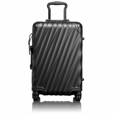 Tumi 19 Degree Aluminum - International Carry-On - Matte Black