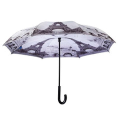 """Galleria 48"""" Reverse Stick Umbrella - Paris"""