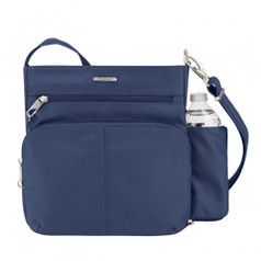 Travelon Anti-Theft Classic N/S Crossbody - Midnight
