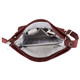 Travelon Anti-Theft Classic N/S Crossbody - Wine