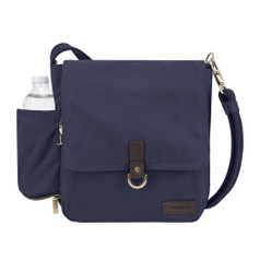 Travelon Anti-Theft Courier Tour Bag - Navy