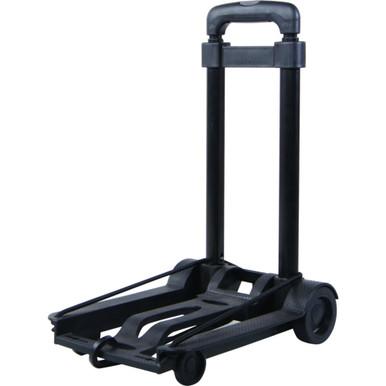 Austin House Foldable Compact Cart - Black