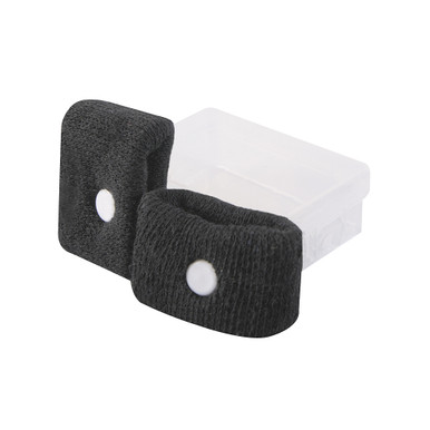 Austin House Anti-Nausea Wristbands - Black