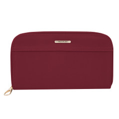 Travelon Tailored Jewelry Case - Garnet