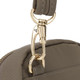 Travelon Anti-Theft Tailored Crossbody Phone Pouch - Sable