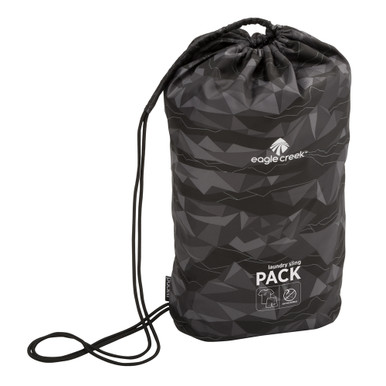 Eagle Creek Pack-It Active Laundry Sling Pack - Geo Scape Black