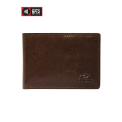 Mancini Durango - Men's Billfold (RFID) -  Brown