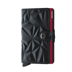 Secrid Miniwallet, Prism - Black-Red