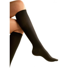 Go Travel Flight Compression Socks, Large - Black