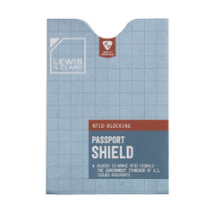 Lewis N Clark RFID Passport Shield