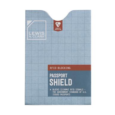 Lewis N Clark RFID Passport Shield