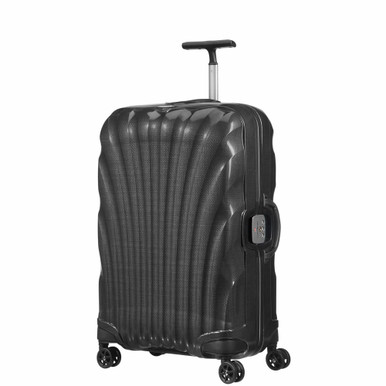 Samsonite Lite-Locked Spinner, Medium - Black