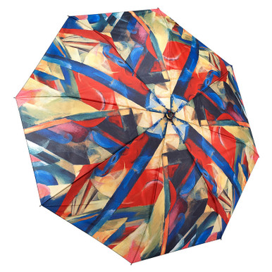 "Galleria Folding 48"" Umbrella, Marc's Stables"