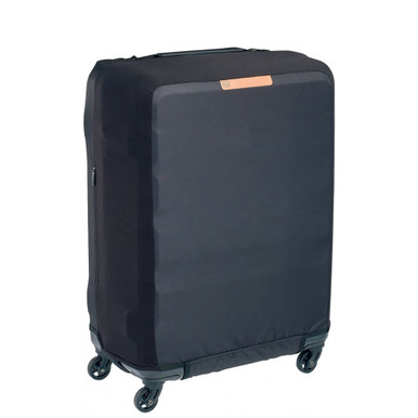 "Go Travel Slip-On Luggage Cover, Medium 24"" - Black"