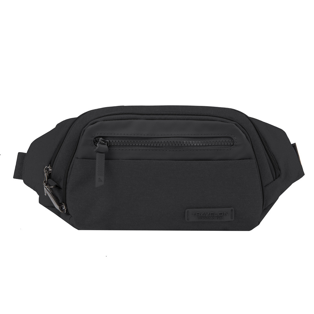 380f3dda1 Travelon Anti-Theft Metro Waistpack - TravelSmarts Luggage & Accessories