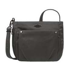 Travelon Anti-Theft Parkview Expansion Crossbody - Pearl Gray