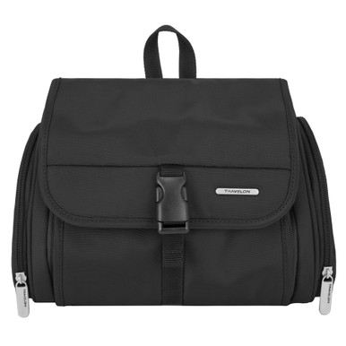 Travelon Hanging Toiletry Kit - Black