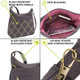 Travelon Anti-Theft Signature Quilted Expansion Crossbody - Anti-Theft Features