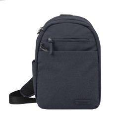 Travelon Anti-Theft Metro Sling - Navy Heather