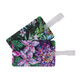 Travelon Set of 2 Luggage Tags - Tropical Leaves
