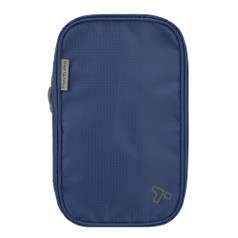 Travelon Compact Hanging Toiletry Kit - Blue